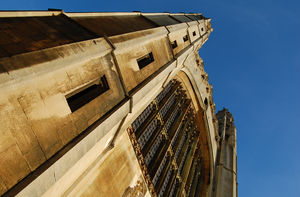 Photo of King's College Chapel, Cambridge. Tak...