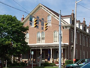 National Register of Historic Places listings in Harrison County, Indiana
