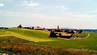 Seeg - Image: Kirchthal, dorpszicht foto 2 2009 06 05 11.40