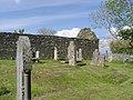 Kirkton Chapel and graveyard - geograph.org.uk - 452804.jpg