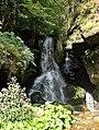 Kirnitzschtal- Blick auf den Lichtenhainer Wasserfall - geo.hlipp.de - 21026.jpg
