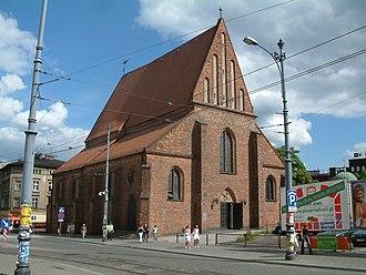Święty Marcin - St. Martin's Church
