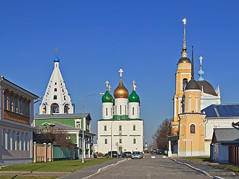 Кремлёвские храмы