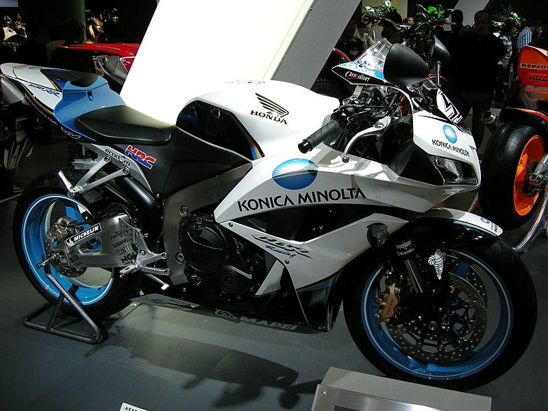 Honda CBR 600RR - Page 5