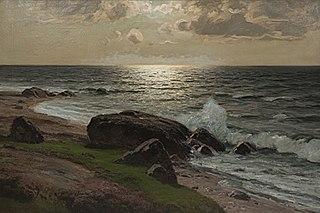 Sonnenaufgang am Meer