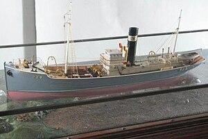 ST Koraaga (1914) - Image: Koraaga Model