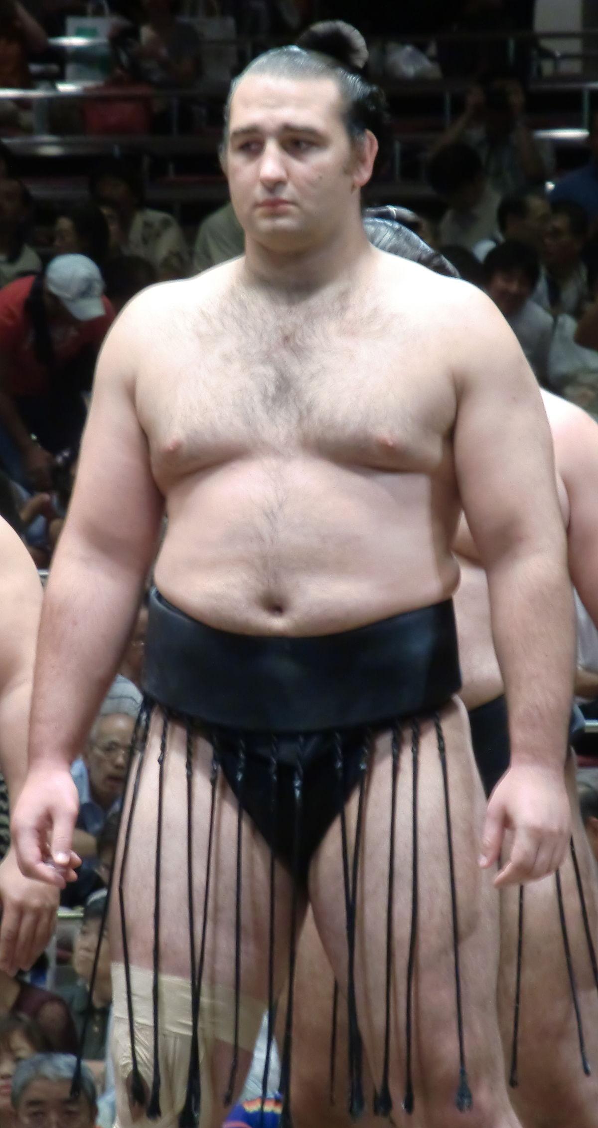 相撲 バルト