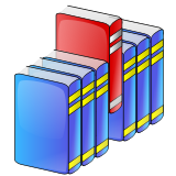 Bookish KPDF Icon