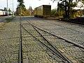 Královo Pole, kolej mezi tramvajovou smyčkou a nádražím (3).jpg