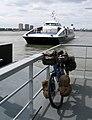 Krimpen aan den IJssel, fast ferry to Dordecht - panoramio.jpg