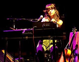 Kristín Anna Valtýsdóttir Icelandic singer