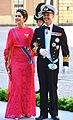 Kronprinsessan Mary av Danmark & Kronprins Frederik av Danmark.jpg