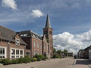 Kruisland - The church in Kruisland