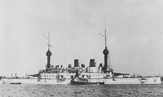 SMS <i>Kaiserin und Königin Maria Theresia</i> Armored cruiser of the Austro-Hungarian Navy