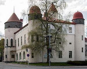 Kuopion museo 2012