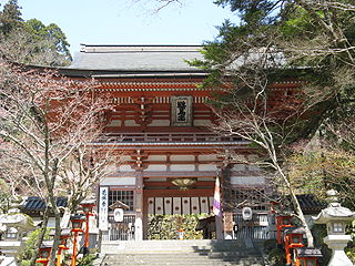 Temple in Kyoto prefecture, Japan