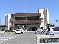 Kurashiki city office Chayamachi branch office.JPG