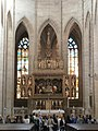 Kutna Hora chram sv Barbory oltar.JPG