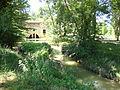 L'Isle-Arné (Gers, Fr) moulin sur un bras de l'Arrats.JPG