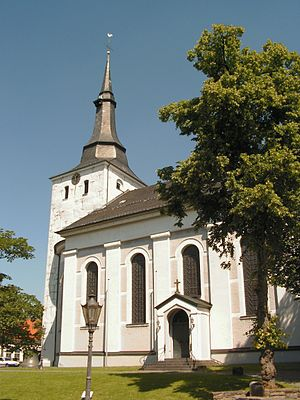 Lüdenscheid - Erlöserkirche (Church of the Redeemer) former St. Medardus