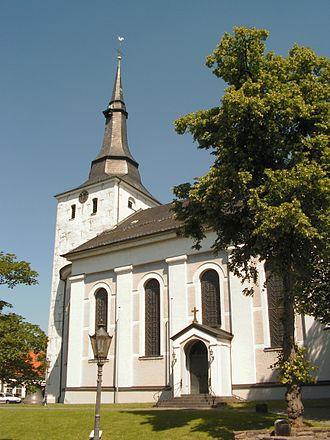 Lüdenscheid - Erlöserkirche (Church of the Redeemer) former St. Medardus