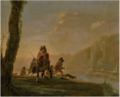 LANDSCAPE WITH A DEPARTURE FOR A HUNT.png