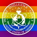 LGBT themed seal of the U.S. Defense Intelligence Agency (DIA).png