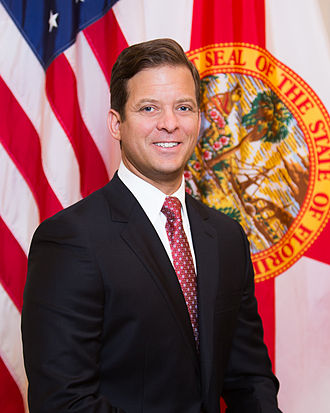 Lieutenant Governor of Florida - Image: LG Carlos Lopez Cantera Headshot
