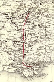 Louisville, New Orleans and Texas Railway