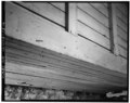 LOFT, FLOOR BOARDS - Fort Sheridan, Forage Storehouse, Thorpe Road, Lake Forest, Lake County, IL HABS ILL,49-FTSH,1-13-6.tif