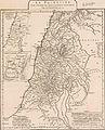La Palestine, pour l'Histoire des empereurs romains de M. Crévier. 1750.jpg
