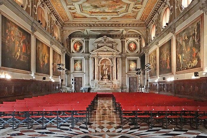 La Scuola Grande San Giovanni Evangelista (Venise) (10075120334)