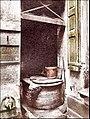 La fontaine et le vieux puits en 1875 à Paris.jpg