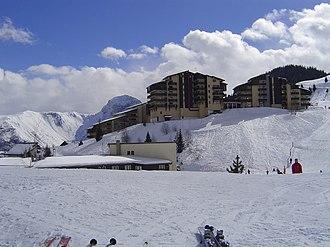 Auris, Isère - The Auris-en-Oisans Ski Station