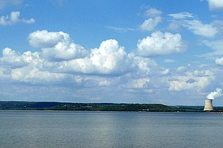 Lake Dardanelle lake of the United States of America