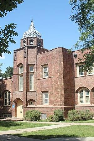 Burnham Hoyt - Lake Junior High Denver, CO