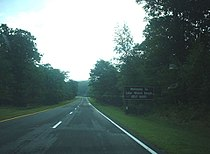 Lake Welch Parkway approaching Lake Welch Beach.jpg