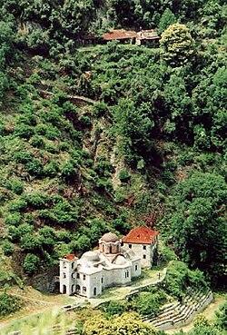 Lakkoskiti Mount Athos-1