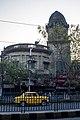Lalit Kumar Mitra's house clock tower 02.jpg
