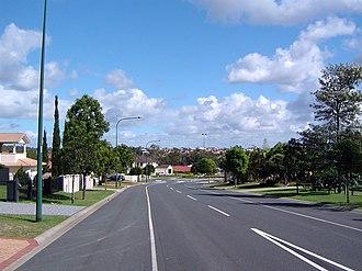 Heritage Park, Queensland - Lamberth Road, 2014