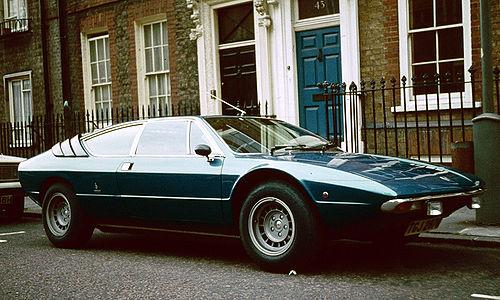 Lamborghini Urraco Wikipedia