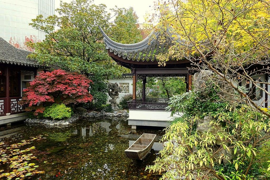 Lan Su Chinese Garden - Portland, Oregon - DSC01628