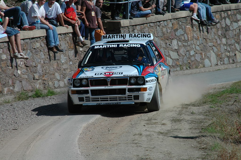 File:Lancia Delta Integrale - 2007 Rallye Deutschland.jpg ...
