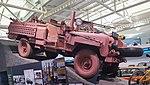Land Rover series IIa 'Pink Panther' SAS desert car 1968.jpg