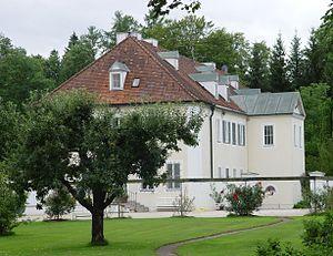 Karl Friedrich, Prince of Hohenzollern - Image: Landhaus Josefslust