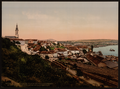 Landing Place and Cathedral, Belgrade, Servia WDL2607.png