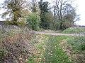 Lane to Plummer's Farm - geograph.org.uk - 1049529.jpg