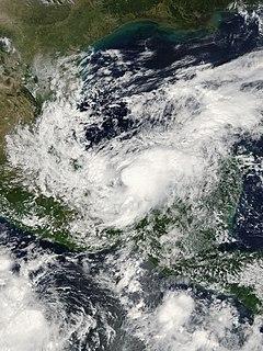 Atlantic tropical storm in 2003