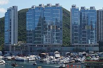 Larvotto (Hong Kong) - Image: Larvotto, Hong Kong (clear view)