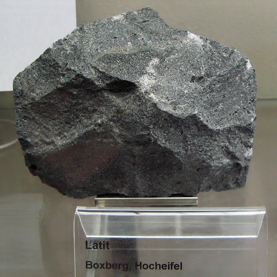 Latit - Boxberg, Hocheifel